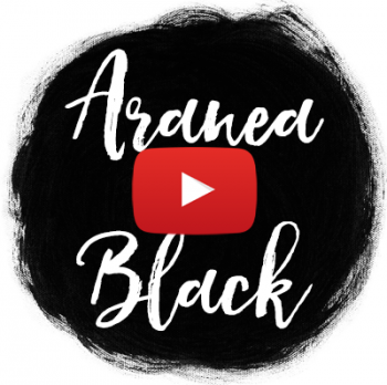 AraneaBlack Youtube Logo