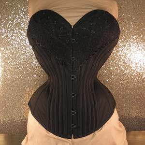 Overbust corset Hope Front small