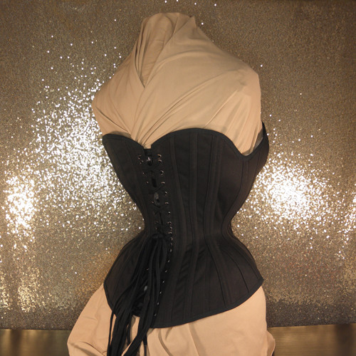 Overbust corset Hope Back