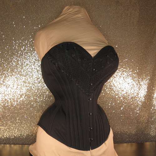 Overbust corset Hope Front