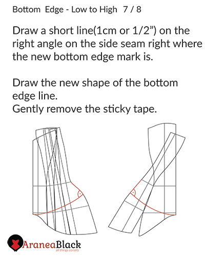 Bottom Edge - High to Low 007 500