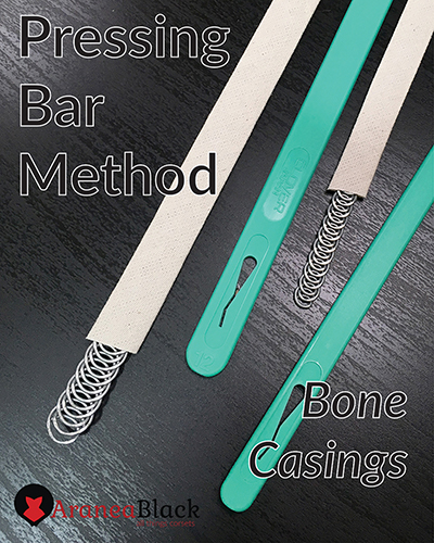 Front page for the tutorial on how to make boning cases using pressing bars